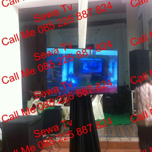 rental tv lcd solo