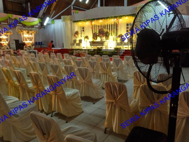 rental misty fan karanganyar