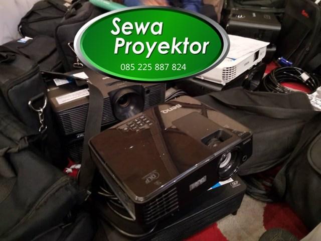 sewa screen projector karanganyar