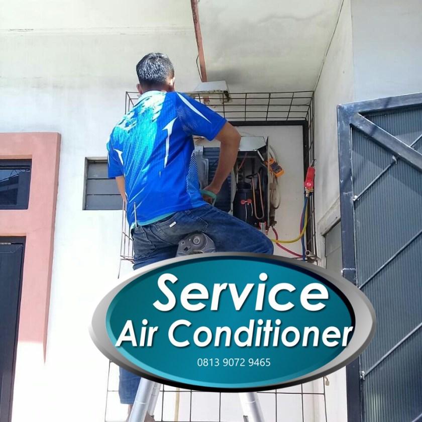 biaya service ac klaten