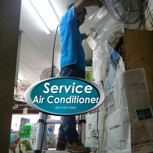 harga service ac solo