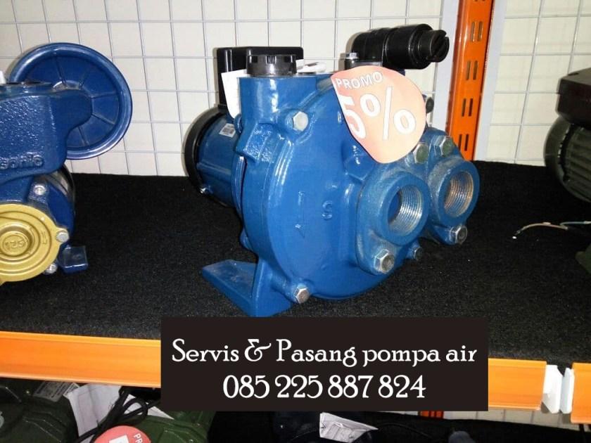 biaya pasang jet pump di solo