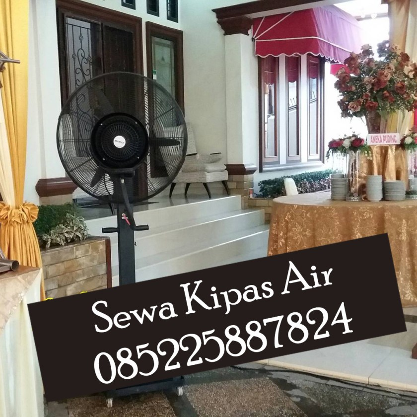 rental kipas angin air sukoharjo
