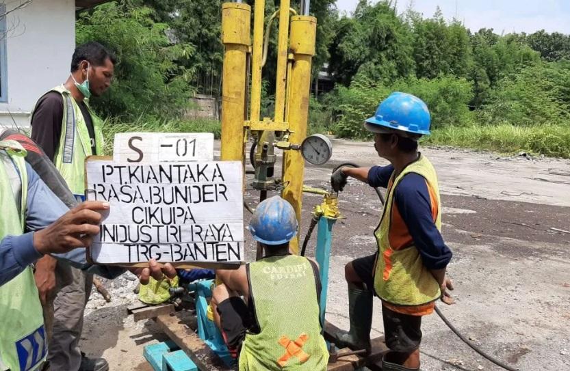 Jasa Sondir Tanah Jakarta Berkah Bumi Engineering Cek Sondir Akurat