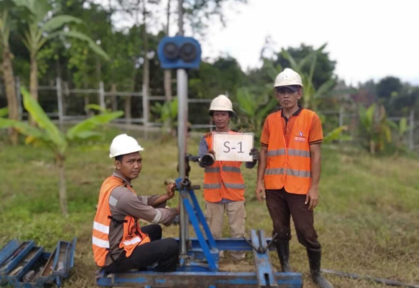 Jasa Sondir Semarang Berkah Bumi Engineering Cek Sondir Akurat