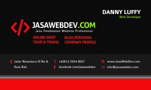 Website Tour Travel Murah