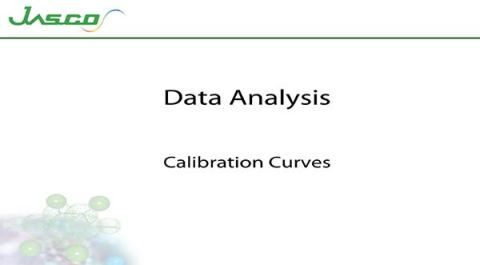 Calibrations, Recalculation Sequence and Peak Process