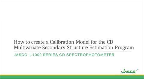 Secondary Structure Estimation Calibration Model
