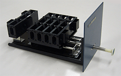 FSE-702 manual 4-position long path length cell changer
