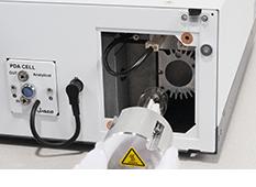 PDA HPLC detector