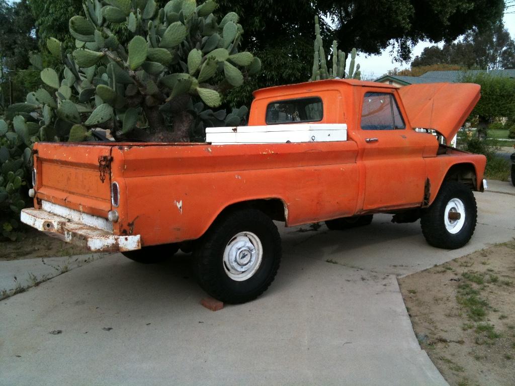1972 Chevrolet Truck 1972 Chevrolet Truck Wiring Fuse Block