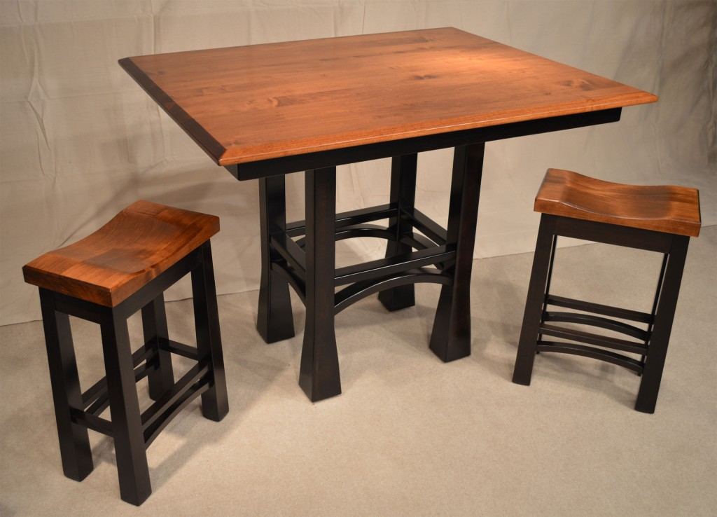 Amish Madison Pub Table Jasens Furniture Grosse Pointe