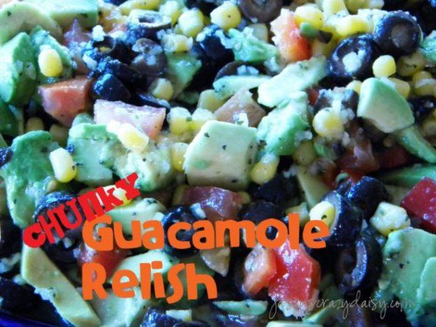 Guacamole Relish