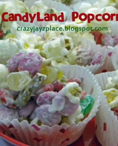 Confetti CandyLand Popcorn