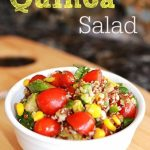 Easy Quinoa Salad