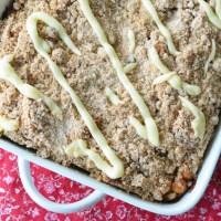 Cinnamon Swirl Breakfast Bake