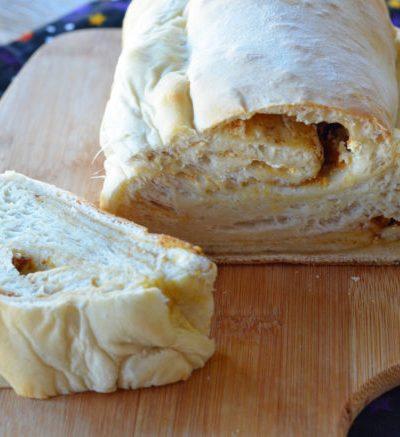 Pumpkin Swirl Loaf