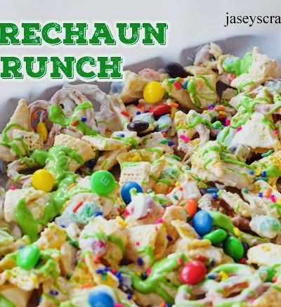Leprechaun Crunch Recipe