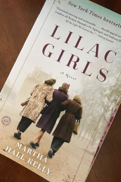 Lilac Girls (Introducing Good Reads and a Book Giveaway)