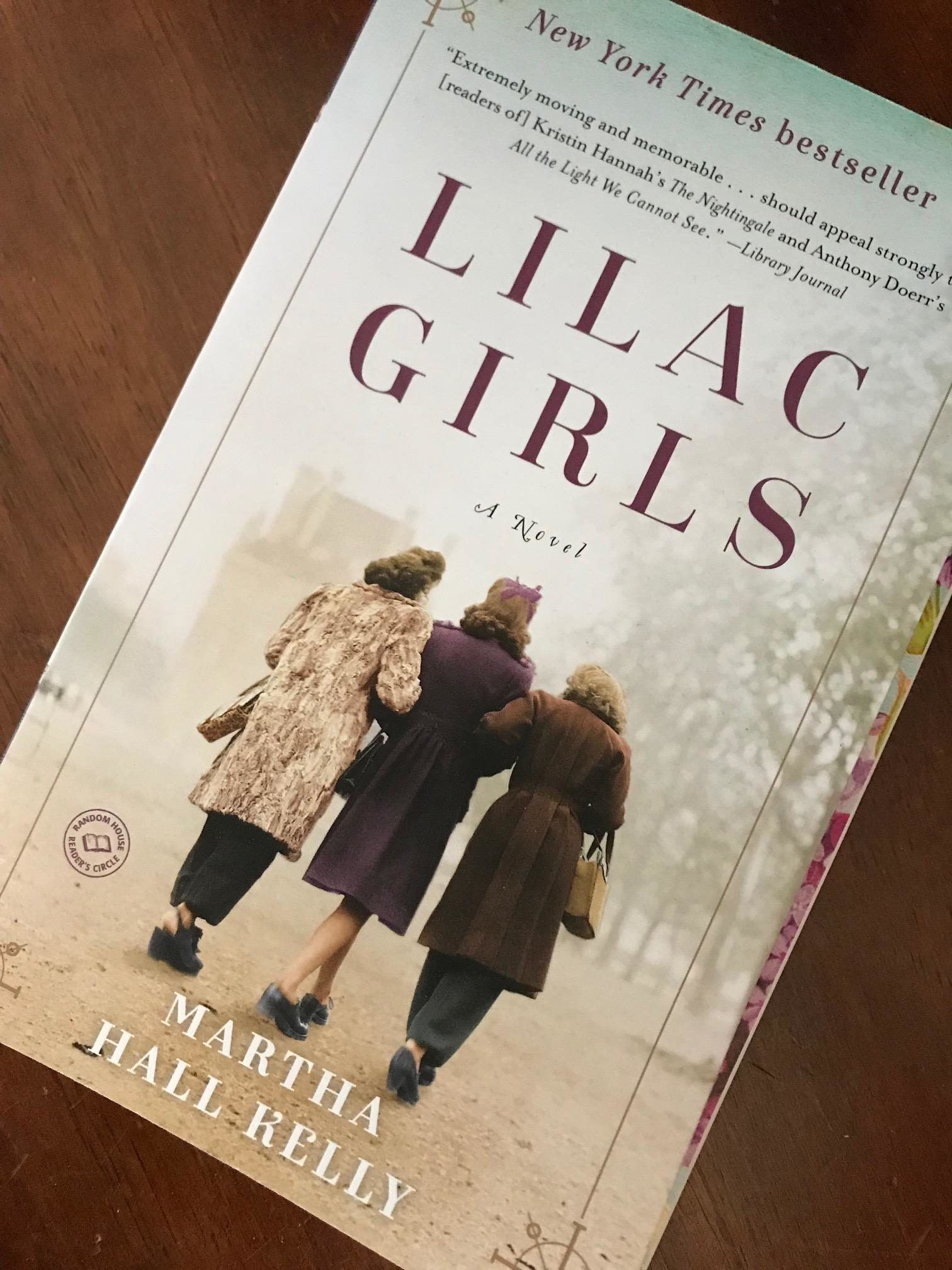 Get Book Club Questions for Lilac Girls & Join our Virtual