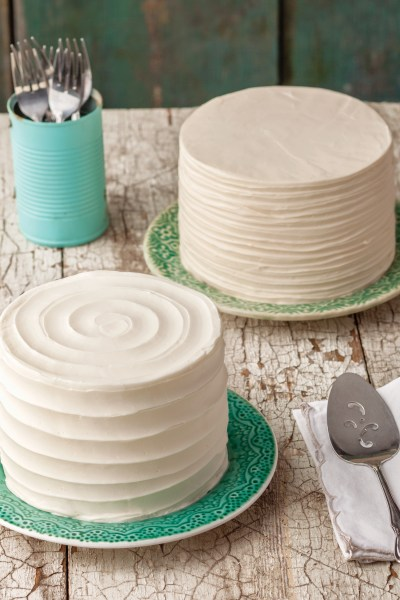 how to frost beautiful cakes