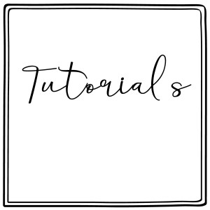 Tutorials & Patterns