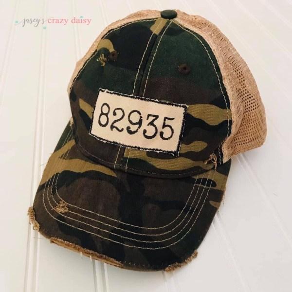 Camo 82935 Hat