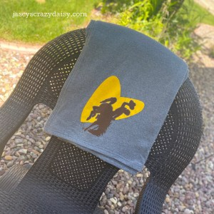 For the Love of Wyoming Cowboys Blanket