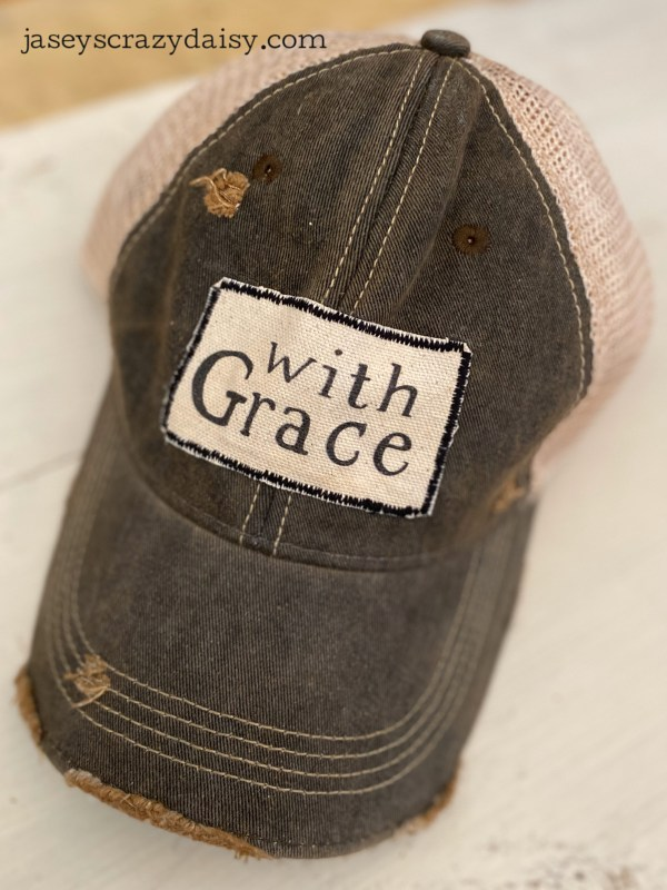 With Grace Hat