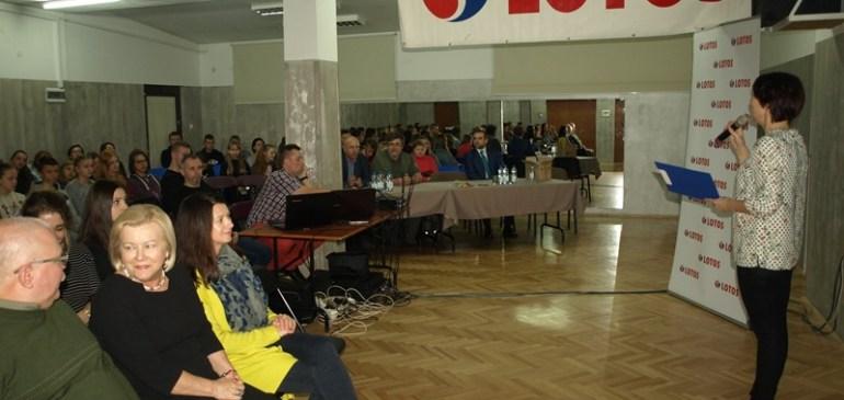Martwe drewno i jego rola w przyrodzie podczas IX Konferencji Ekologicznej w MDK w Jaśle