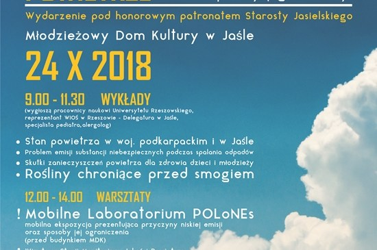 Zaproszenie na X Konferencję Ekologiczną w MDK