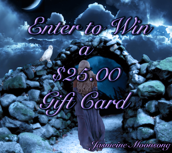 Enter to Win a $25.00 gift Card