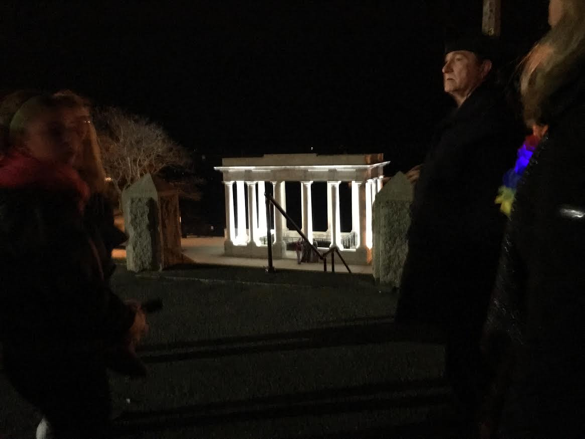 Ghost Hunting On The Plymouth Night Tour
