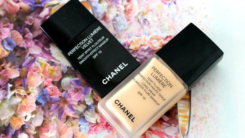 chanel perfection lumiere vs perfection lumiere velvet