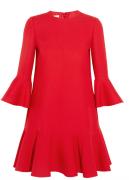 Valentino Ruffle Dress - Net-a-Porter