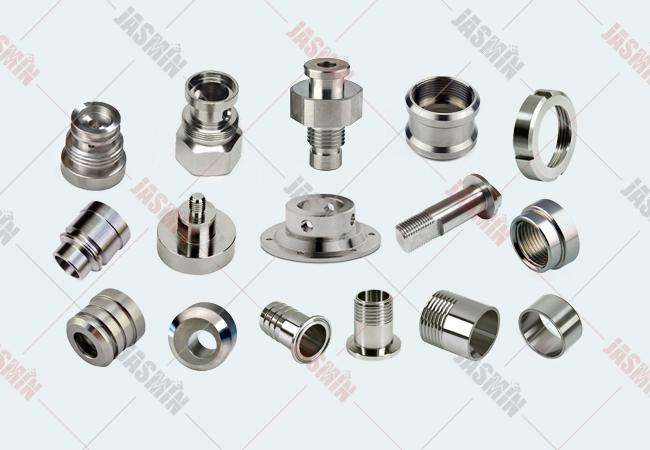 Brass CNC Turned Parts-Brass CNC Turned Components Brass