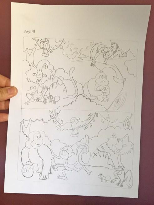 jungle bully process1