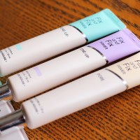 Etude House Fix and Fix Primer Lavender/Mint/Pore & Precious Mineral BB Cream Moist Review
