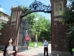 ハーバードに立っているという幸せ。(ボストン・NY #37)