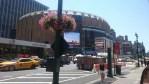 ニューヨーク到着。マジソンスクエアガーデンを横目にホテルへ向かう(BOSTON・ニューヨーク#49)