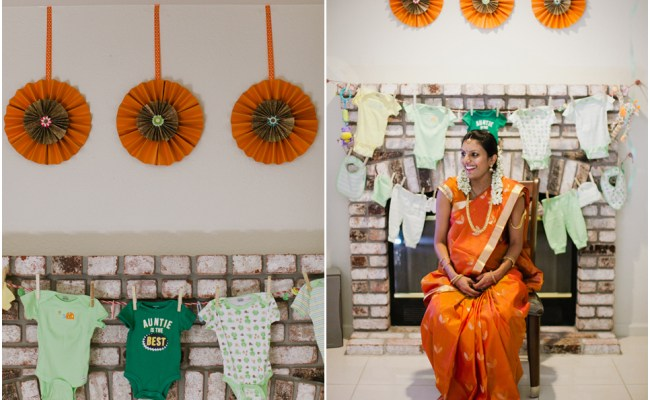 Indian Baby Shower Sri Dileep Jasmine Lee Photography