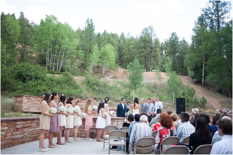 Anders Jenn Hyde Park Santa Fe New Mexico Wedding