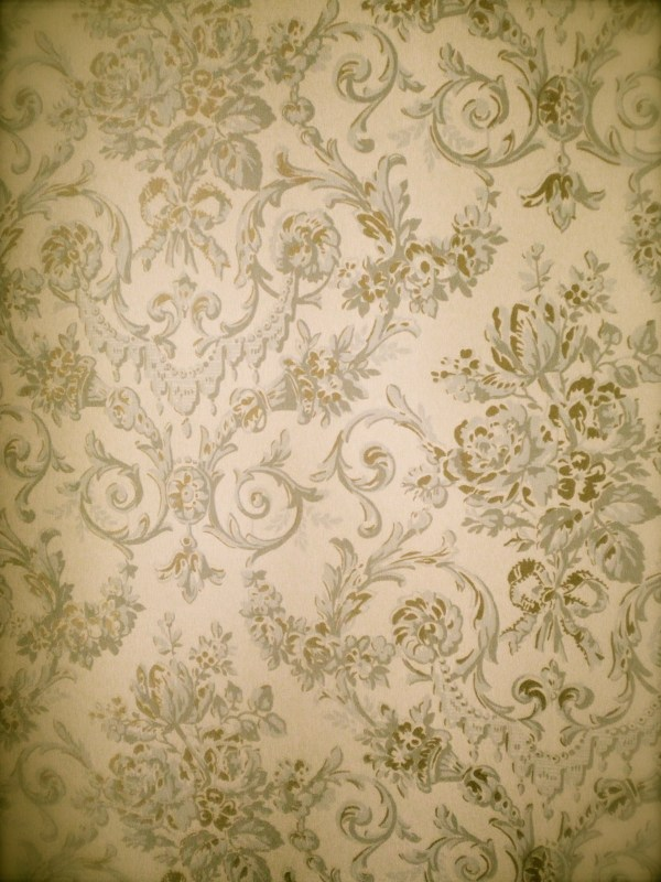 Victorian Era Wall Paper