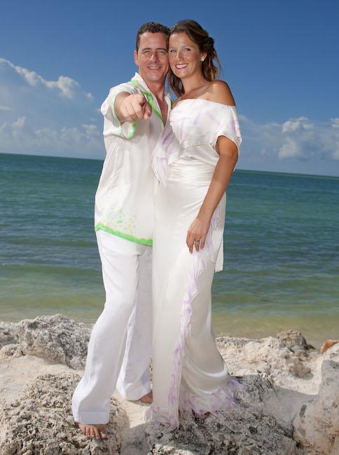 Casual Island Wedding Dresses