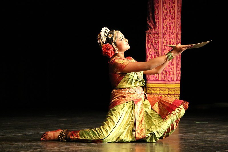 Kuchipudi is one of the toughest and most demanding form of classical dance in India