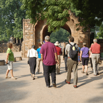 Jasmine Trails provides you the best tour leaders and guides