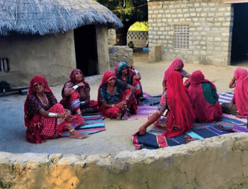 Bishnoi Women in Jodhpur