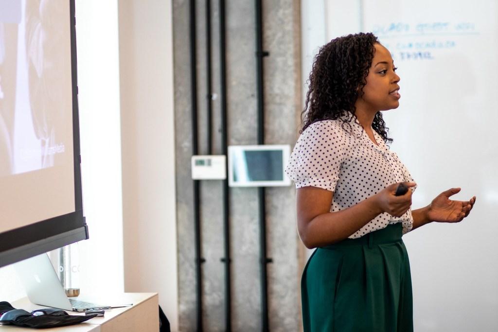 Jasmine Williams Media Speaking