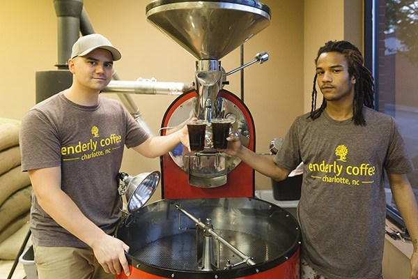 Enderly Coffee Isn't Just Roasting Beans