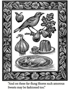 John Saturnall's Feast Illustration